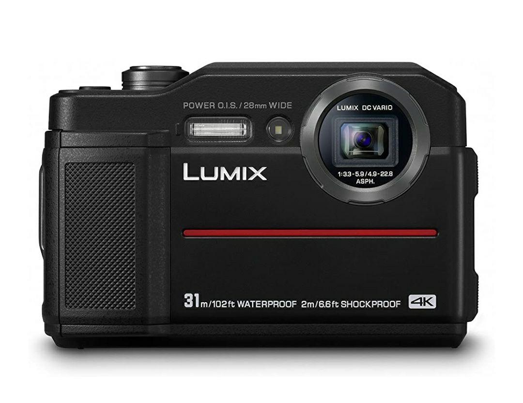 Panasonic LUMIX DC-FT7EB-K Tough Compact Waterproof Camera - Black £199.99 @ Amazon