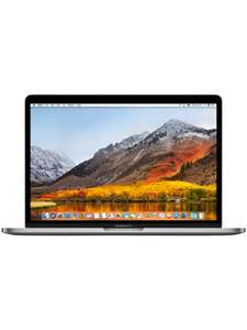 """2019 Apple MacBook Pro 13"""" Touch Bar (2019) MV972B/A i5, 8GB RAM, 512GB SSD In Space Grey - £1,549 + 3 Year Gnte at John Lewis & Partners"""