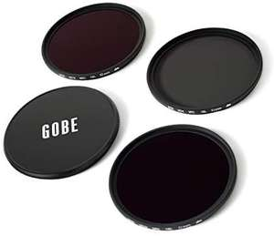 Gobe ND Filter Kit 82mm £78 - Sold by Gobe Europe and Fulfilled by Amazon