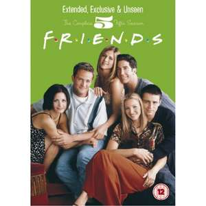3 dvds for £3 on selected dvds (friends season 5/edge of tomorrow/X-Men days of future past/the Hobbit the desolation of smaug) @ 365games