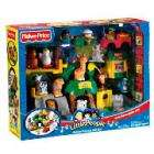 Fisher Price World Of Little People Zoo Gift Set  Was £39.97 - but not any more! Now £19.97 @ Tesco direct