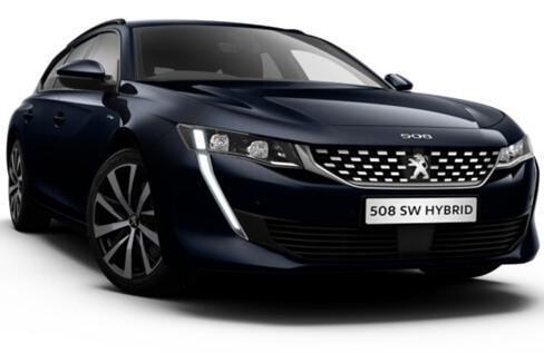 Peugeot 508 SW 1.6 Hybrid (11.5kWh) GT Line £17495 Cash Price at Evans Halshaw