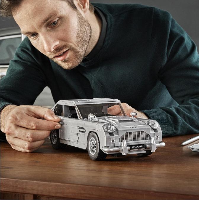 Lego 10262 James Bond Aston Martin Db5 £117, using code, @ Hamleys