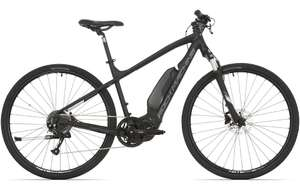 Rock Machine Crossride E400 Touring E-Bike - Shimano Motor & Quality Branded Components £1499.99 + £19.99 postage at Planet X