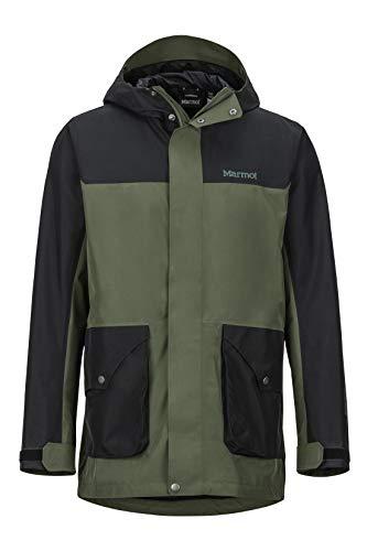 Marmot Men's Wend Hardshell Rain Jacket, Raincoat, Windproof, Waterproof, Breathable, Gore Tex (Size S) Crocodile/Black £78.19 amazon