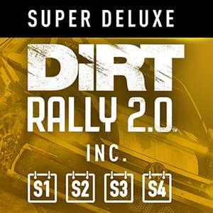 Dirt Rally 2.0 - Super Deluxe Edition (PC) - £11.47 @ Greenman Gaming
