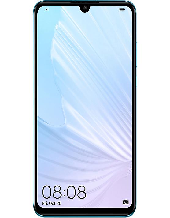 Huawei P30 Lite Smartphone 128GB breathing Crystal - £179.99 + £10 Top Up @ Carphone Warehouse