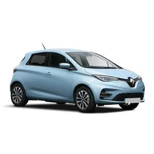 Renault Zoe 100KW i GT Line R135 50KWh 5dr Auto £271.35p/month = £6512.40 over 2 years at Leasing.com