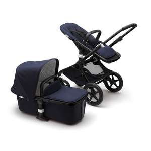 Bugaboo Fox Seat and carrycot pushchair Classic Dark Navy - £671.40 @ Bugaboo