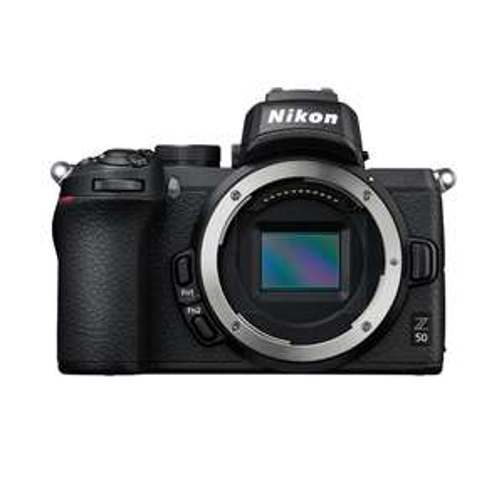 Nikon Z50 Mirrorless camera + 16-50mm lens and FTZ Mount adapter £899 @ Wilkinson Cameras