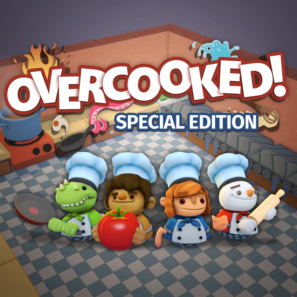 [Nintendo Switch] Overcooked Special Edition - £6.11 / Overcooked 2 - £11.99 @ Nintendo eShop (SA £4.22 / £9.39)