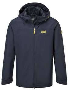 Flash Sale Up to 50% off Jack Wolfskin e.g Mens Oban Sky Jacket now £60 sizes S up to 2XL + free delivery £50 spend @ Cotswold