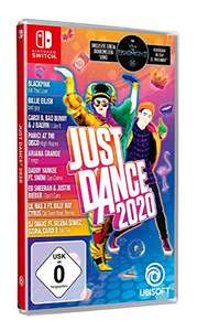 Just Dance 2020 - Nintendo Switch - Physical Copy @ Amazon Germany - £29