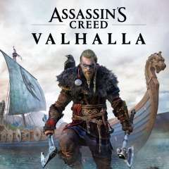 Assassin's Creed Valhalla [PS4 / with free PS5 upgrade] Pre-Order- £38.97 (Requires purchase of credit via Eneba) @ PlayStation Network US