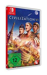 Sid Meier´s Civilization VI - Nintendo Switch - Physical Copy - £21.12 delivered @ Amazon Germany