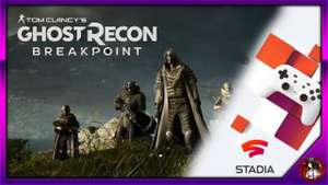 Tom Clancy's Ghost Recon Breakpoint £12.60 / £2.60 for Stadia Pro members using £10 promotional discount on Google Stadia