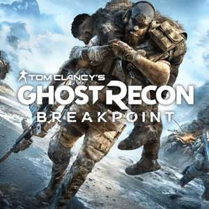 Tom Clancy's Ghost Recon Breakpoint PC £12.50 @ Ubisoft