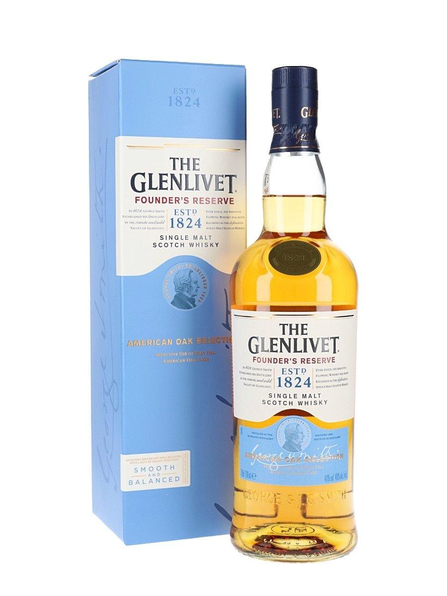 Glenlivet Founders Reserve Whisky £20.38 @ Costco (Derby)