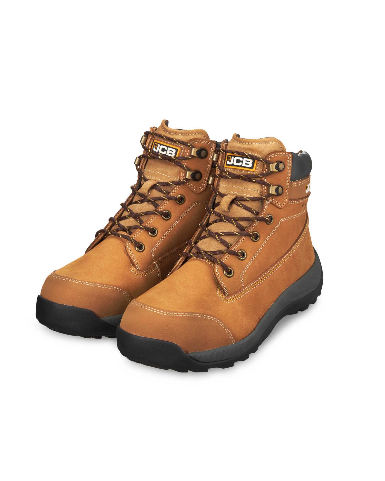 JCB Workwear safety boots £32.94 delivered @ Aldi