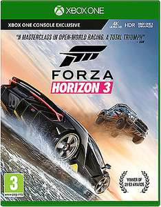 Forza Horizon 3 (Physical Game) for Xbox One £7.99 (Collection) £12.98 (Delivered) @ Game