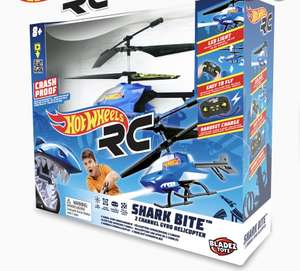 Hot wheels RC helicopter shark bite £5 @ Tesco (Coulby Newham)