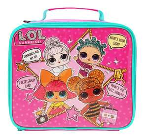L.O.L lunch bag £6 instore @ asda morley
