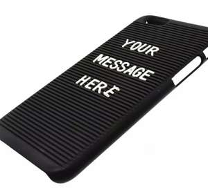 IPhone 7 Or 8 (Or Possibly SE 2020)Doin it for the Gram Letter Board Phone Case ASSORTMENT - £1 C&C / Add £3.95 Delivered @ Argos