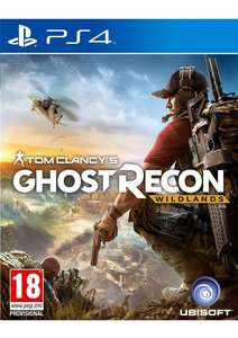 Ghost Recon Wildlands PS4 £12.85 delivered @ SimplyGames