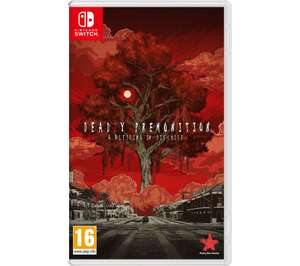 Deadly Premonition 2: A Blessing in Disguise (Nintendo Switch) + Free 6 month Spotify Premium for new accounts - £29.99 Delivered @ Currys