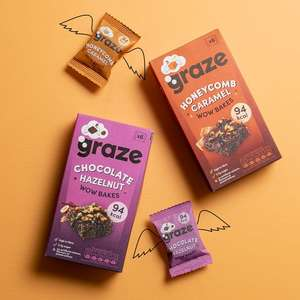 Graze wow bakes 6 pack - 75p @ Tesco (Ashby)