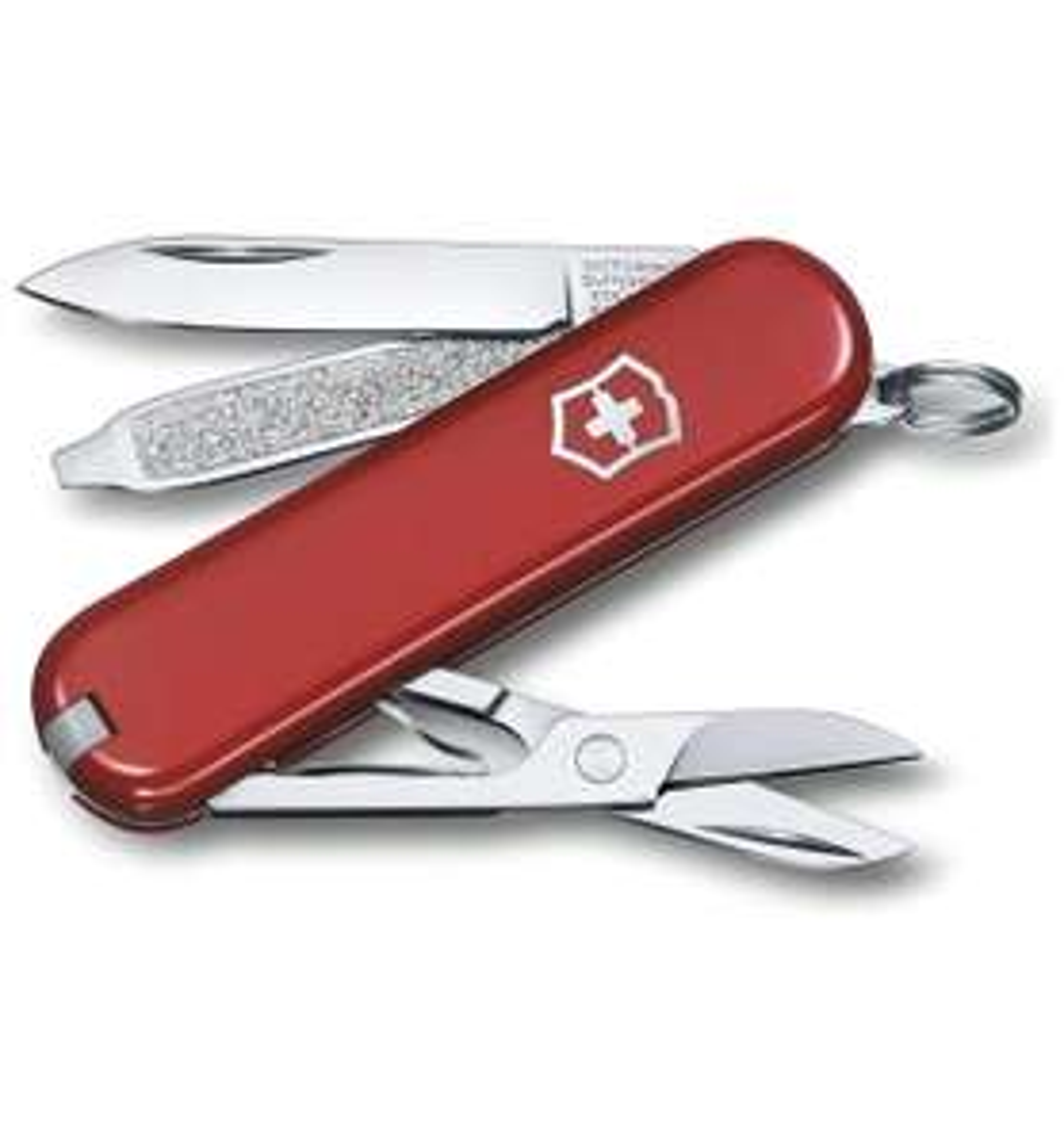 Victorinox Classic SD Pocket Knife,Red ,58 mm - £11.96 Prime / £16.45 Non Prime @ Amazon