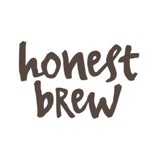 Free Delivery on £30+ spend at Honest Brew.
