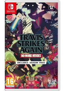 Travis Strikes Again: No More Heroes (Nintendo Switch) - £14.85 Delivered @ Base