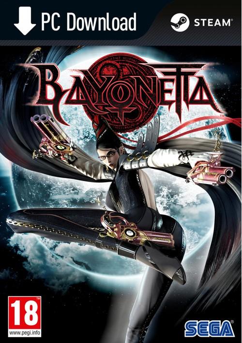 [Steam] Bayonetta (PC) - £2.75 with code @ Voidu