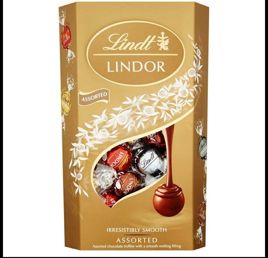 Lindt Lindor 600 g, £6.99 @ B&M Bargains, Cleveleys, Blackpool