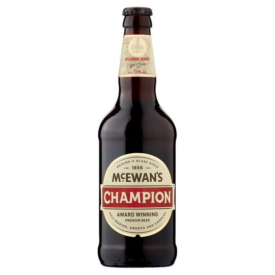 Mcewans Champion Ale 500Ml Bottle £1.49 @ Tesco