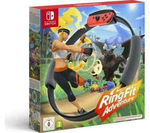 NINTENDO SWITCH Ring Fit Adventure Opened – never used - £56.87 @ currys_clearance / eBay