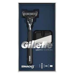 Gillette Mach 3 limited edition gift set £1 click and collect @ Superdrug (Birmingham)