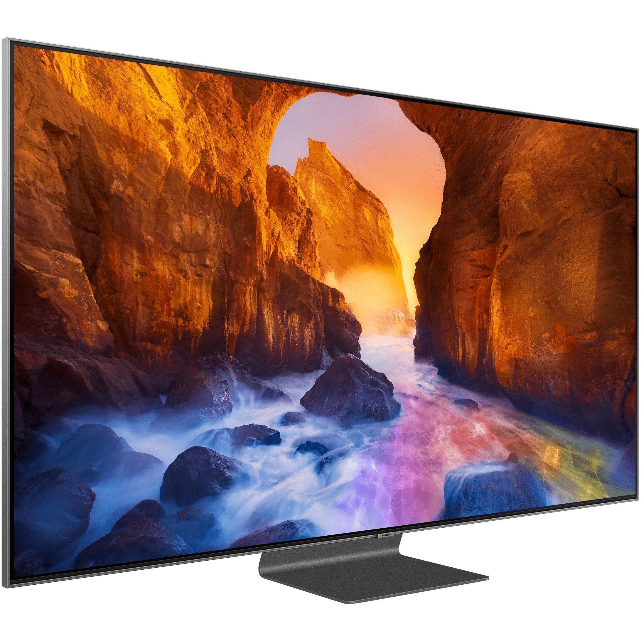 "Samsung 55"" Q90R (QE55Q90R) Flagship QLED 4K HDR Smart TV + 2 Free 4K Blu-ray Films + 5 yrs warranty - £1199 (Stand +£49) @ PRC Direct"