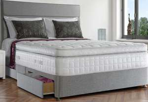 20% off all Sealy Mattresses, Divan Sets & Headboards from Costco