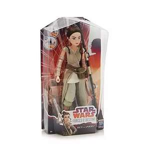 Hasbro Star Wars forces of destiny Rey of Jakku figurine £6 delivered with code @debenhams