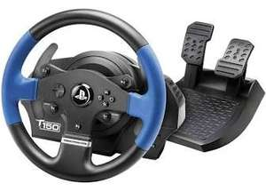 Thrustmaster T150RS - Steering Wheel - PS4 / PS3 / PC £119 with fee free card @ Amazon Spain
