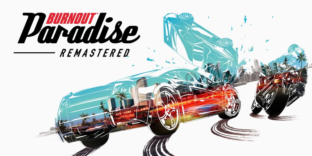 Burnout Paradise Remastered (Switch ) £35.99 @ Nintendo eShop