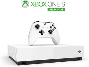 Xbox One S 1 TB - All Digital Edition Console - £146.23 [Like New, Damaged Packaging] @ Amazon Warehouse Italy (£141.08 using fee free card)