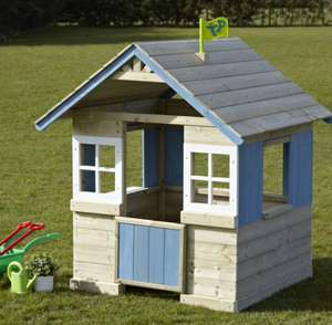 TP Bramble Cottage Wooden Playhouse + Wooden Playhouse Accessory Pack £214.98 @ TP Toys