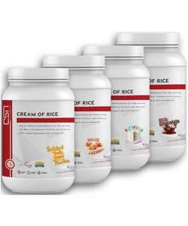 Cream Of Rice 'Favourites' Bundle 4KG £29.99 @ Cardiffsportsnutrition