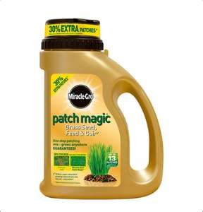 Miracle Gro Patch Magic 1Kg - £6.80 @ Tesco (Bletchley)