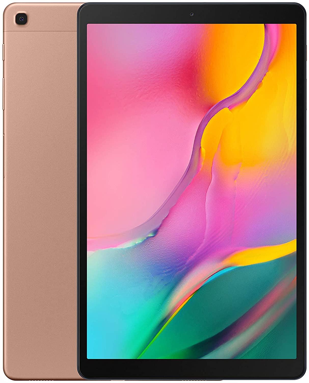 """Samsung Galaxy Tab A 2019 10.1"""" 64GB / 3GB Wi-Fi Tablet, Gold - £176.39 Delivered (£170 w/ fee free card) @ Amazon Germany"""