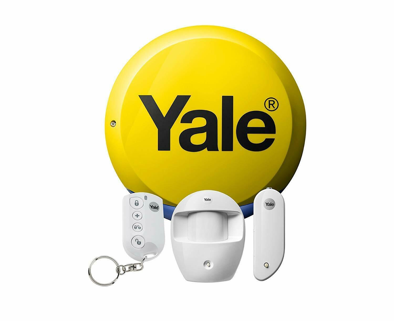 Yale Easy Fit Alarm Starter Kit EF-SKIT - £69.99 at yale_official / ebay