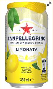 San Pellegrino Limonata 24 x 330ml £13.43 + £3.48 delivery @ Viking Direct